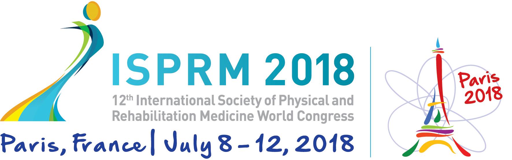 ISPRM 2018 logo