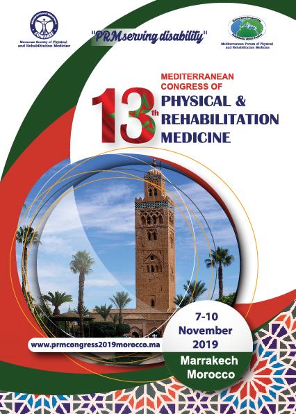 13th Mediterranean Congress of Physical & Rehabilitation Medicine