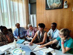 PRI – RCF workshop 10 July