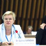 Galina Ivanova WHO Rehab2023