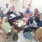 THE CARDIAC REHAB. UNIT OF MULTIDISCIPLINARY TEAM IN SUDAN