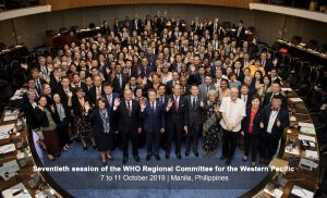 Seventieth Session of the WHO Regional Committee for the Western Pacific