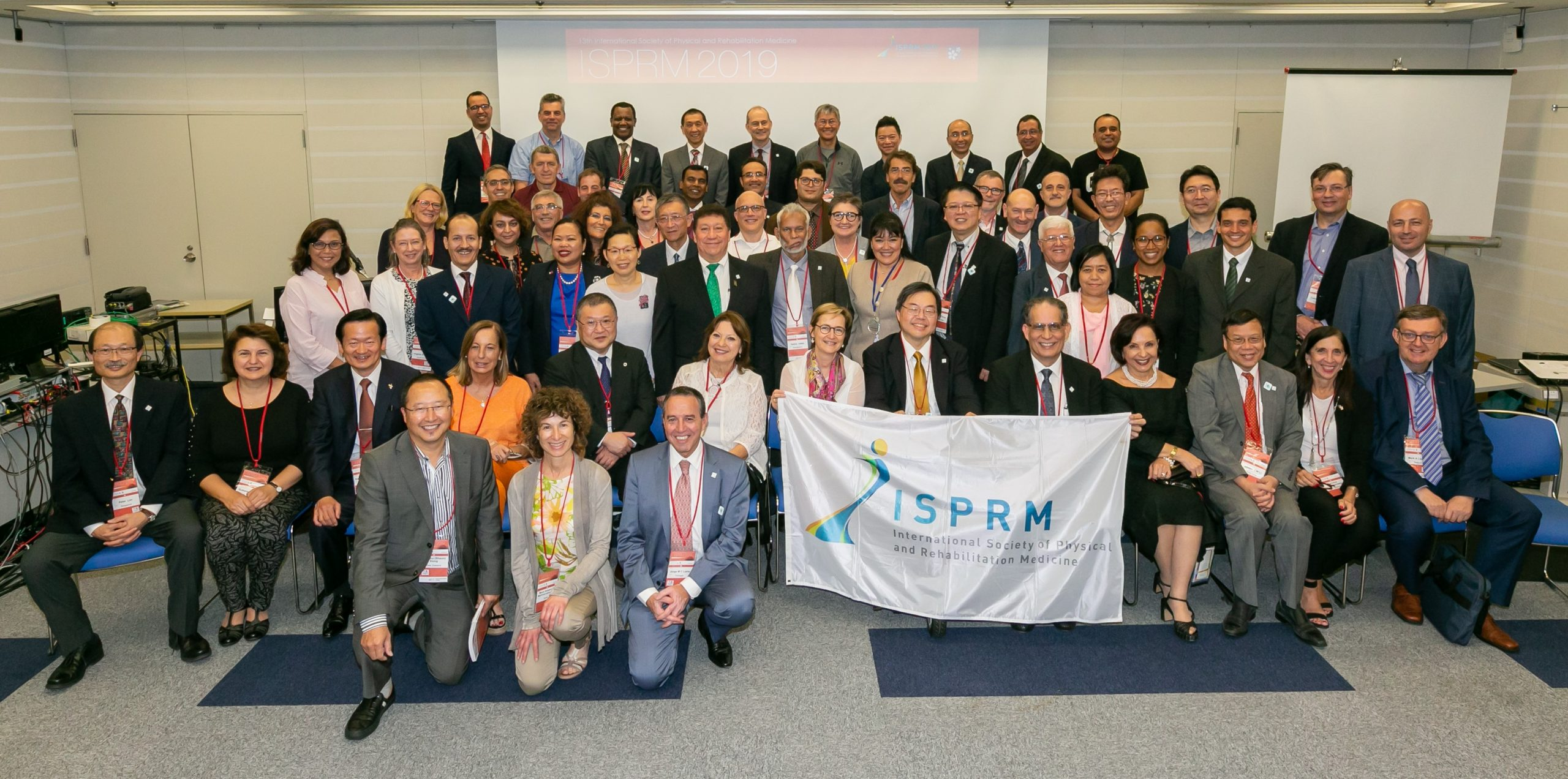 ISPRM Assembly of Delegates, Kobe 2019