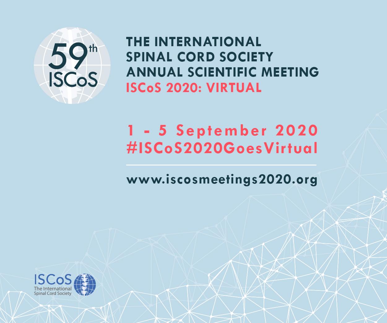 ISCOS2020 Virtual