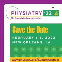 Physiatry'22 logo