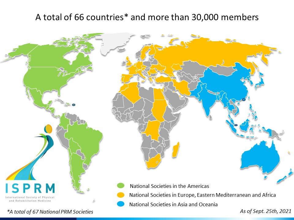 MAP National Societies
